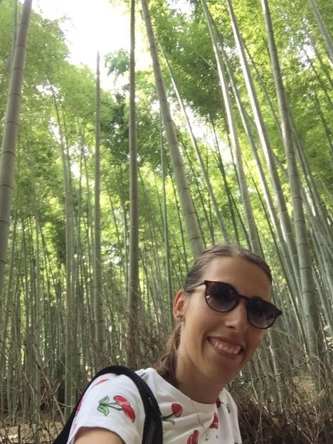 Io_Foresta di Bambù